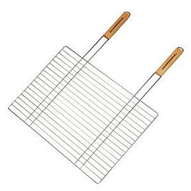 Фото 1 к товару Решетка для гриля одинарная 48 x 27,5 см с двумя ручками Campingaz