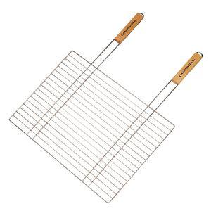 Решетка для гриля одинарная 48 x 27,5 см с двумя ручками Campingaz