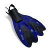Ласты с открытой пяткой Dolvor Deep F66 синие - фото 1