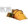 Палатка шестиместная Coleman 1909 (Польша) - фото 1