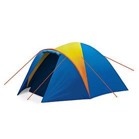 Палатка трехместная Coleman Trek 10-11
