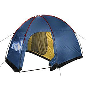 Фото 1 к товару Палатка четырехместная кемпинговая Sol Anchor 4