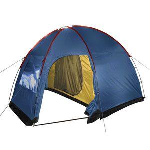 Палатка четырехместная кемпинговая Sol Anchor 4