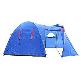Фото 1 к товару Палатка четырехместная кемпинговая Sol Curochio