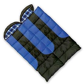 Мешок спальный (спальник) Tramp Balaton левый индиго-черный