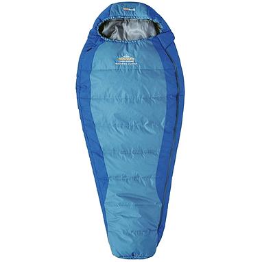 Мешок спальный (спальник) Pinguin Savana Junior левый синий