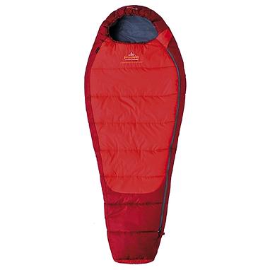 Мешок спальный (спальник) зимний Pinguin Comfort L PNG 2103 левый красный