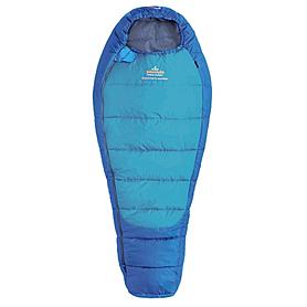 Мешок спальный (спальник) зимний Pinguin Comfort R PNG 2103 правый синий