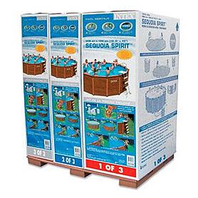 Фото 3 к товару Бассейн каркасный Intex 54462 (508x124 см) с фильтр. насосом, лестницей и аксессуарами