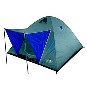 Фото 1 к товару Палатка трехместная Kilimanjaro SS-06т-098
