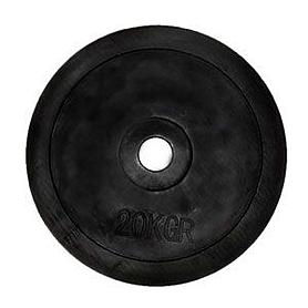Распродажа*! Диск обрезиненный 10 кг - 31 мм