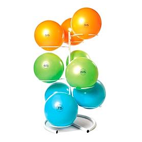Стойка для гимнастических мячей (фитболов) Reebok