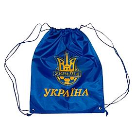 Фото 1 к товару Сумка спортивная Украина (40 x 50 см)