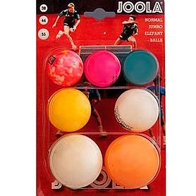 Набор мячей для настольного тенниса Joola Set Balle