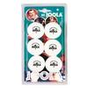 Набор мячей для настольного тенниса Joola Rossi белые * - фото 1