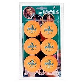 Фото 1 к товару Набор мячей для настольного тенниса Joola Rossi желтые *