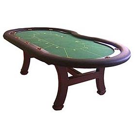 Фото 2 к товару Стол для покера клубный