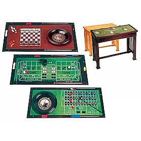 Игровой стол Мини-казино (махагон)