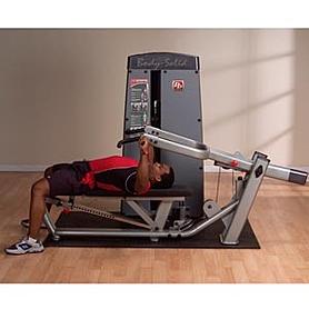 Фото 2 к товару Тренажер для жима лежа/жима под наклоном/жима для дельтовидных мышц Body Solid DPRS-SF