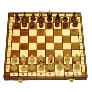 Шахматы деревянные 42x42 см