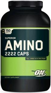 Аминокомплекс Optimum Nutrition Amino 2222 (150 капсул)