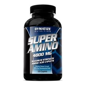 Аминокомплекс Dymatize Super Amino 4800 (325 таблеток)