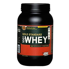 Фото 1 к товару Протеин Optimum Nutrition Whey Gold (4,695  кг)