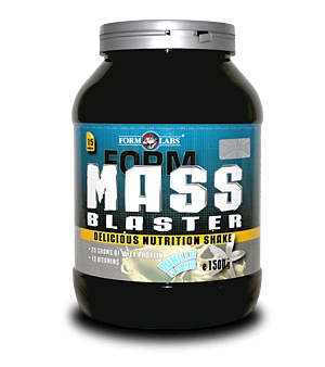 Гейнер Form Labs Form Mass Blaster (1,5 кг)