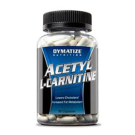 Жиросжигатель Dymatize Acetyl L-Carnitine (90 капсул)