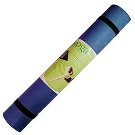 Фото 2 к товару Коврик для йоги (йога-мат) 4 мм облегченный