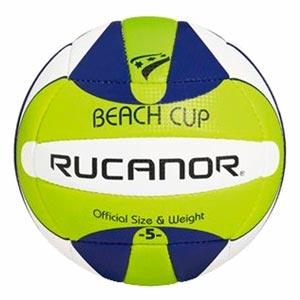 Мяч волейбольный пляжный Rucanor Beach Cup