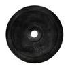 Диск обрезиненный 2,5 кг - 31 мм - фото 1