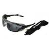 Очки лыжные Dunlop 320 Blk - фото 1