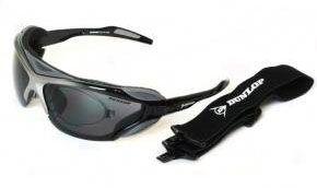 Очки лыжные Dunlop 320 Blk