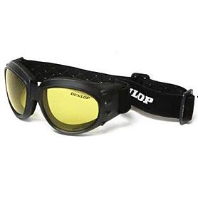 Фото 1 к товару Очки спортивные Dunlop 404 Blk