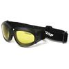 Очки спортивные Dunlop 404 Blk - фото 1