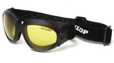 Очки спортивные Dunlop 404 Blk