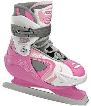 Коньки детские ледовые Roces T Ice Jr Figure Lace TFL-PW