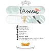 Сноуборд женский Lamar Pixie LMBD1154 - фото 1