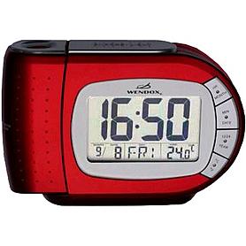 Часы проекционные Wendox W692L красные
