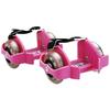 Ролики на пятку Flashing Roller 80 кг розовые 846-466-80-P - фото 1