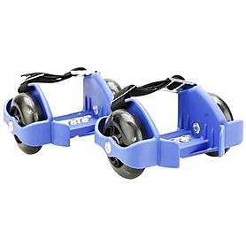Ролики на пятку Flashing Roller 80 кг синие