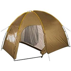 Посмотреть описание и купить Палатка трехместная местная Totem Apache