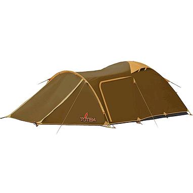 Палатка четырехместная Totem Carriage