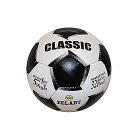 Посмотреть описание и купить Мяч футбольный Ronex Classic Zel (кожа)