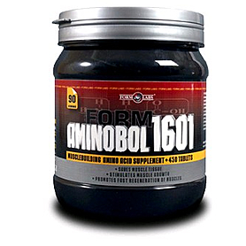 Аминокомплекс Form Labs Form Aminobol 1601 (450 таблеток)
