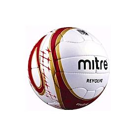Mяч футбольный Mitre Revolve белый