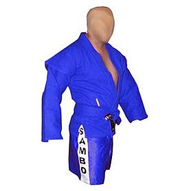 Форма для самбо Combat Budo синяя