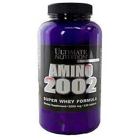 Аминокомплекс Ultimate Nutrition Amino 2002 (100 таблеток)