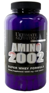 Аминокомплекс Ultimate Nutrition Amino 2002 (330 таблеток)